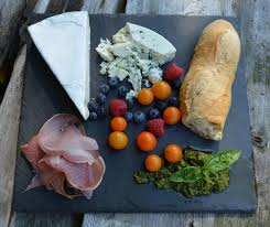 chalkboard cheese plate 10 x 12 vermont black slate cheese board serving platter plate