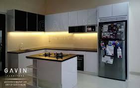 desain kitchen set minimalis modern desain kitchen set klasik archives lemari pakaian sliding