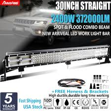 Cheapest Led Light Bars by Off Road Led Light Bar Ebay