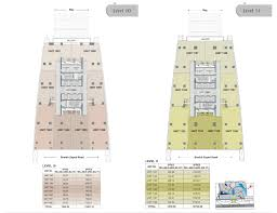 Business Floor Plans by Iris Bay Floor Plans Business Bay Dubai