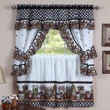 rideau de cuisine en cantonnières type de traitements de fenêtre rideaux de cuisine