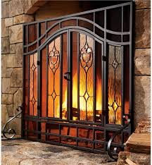 Fireplace Hearths For Sale by Floral Fireplace Screen Fireplace Screens Plow U0026 Hearth
