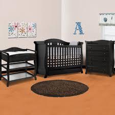 convertible crib set table stunning davinci meadow 3 piece nursery set 4 in 1