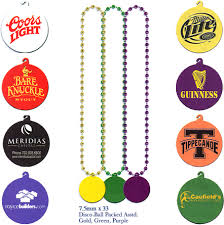 personalized mardi gras customized mardi gras medallions custom print mardi gras medallion