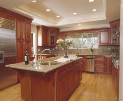 cherry wood kitchen ideas 21 adorable cherry wood cabinet kitchen ideas house generation