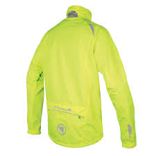 reflective waterproof cycling jacket endura men u0027s gridlock ii waterproof cycling jacket