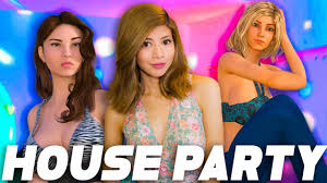 these girls don u0027t want to party house party pt 1 youtube