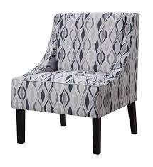 blue and white accent chair my chairs