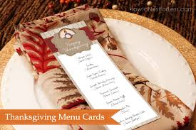 thanksgiving free printables for your thanksgiving table