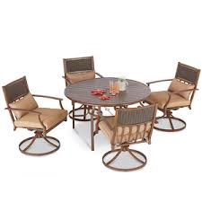 Orchard Supply Outdoor Furniture Avalon 5 Piece Dining Set Sku 7028608 Orchard Supply Hardware