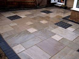 Laying Patio Slabs Newcastle Garden Patio Installers Free Quotes In North East