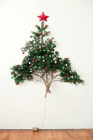 Small Decorated Christmas Trees by Christmas Tree Alternatives For Small Spaces Real Housemoms