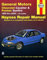 the ultimate gift guide for chevrolet cavalier and pontiac sunfire
