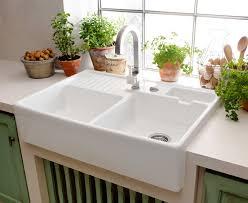 Useful Kitchen Items è In Ceramica Il Lavello Da Cucina Double Bowl Sink Evier
