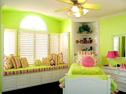 Girls Bedroom In Pink Yellow And Lime Green Pink And Green Room Ideas For Girls Learn How To Create Hang