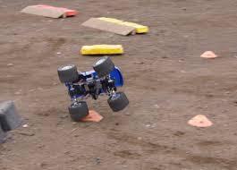 monster truck race track toy monster trucks hit the dirt rc truck stop