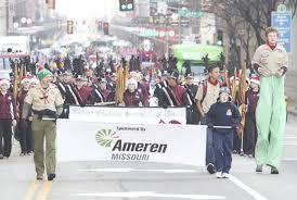 ameren missouri thanksgiving day parade day st louis