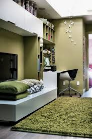 Small Bedroom Bed And Desk Bedroom Small Bedroom Design Using White Bunk Bed Integrated With