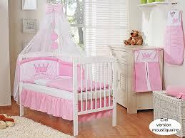chambre bébé princesse lit bébé 120 60 ou 140 70 princesse