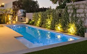 pool garden lighting outdoor spaces city beach landscape i tdl