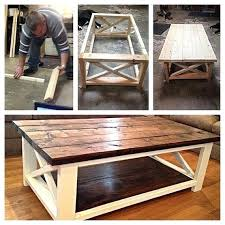 farmhouse style coffee table farmhouse coffee table rustic farmhouse coffee table rustic