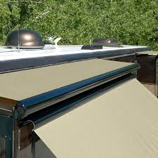 Carefree Rv Window Awnings Carefree Tt1050042w Sok Ii Automatically Extends And Retracts