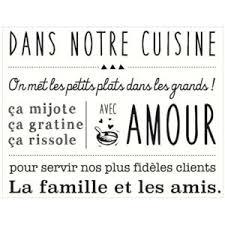 stickers texte cuisine prix stickers cuisine texte 70cm noir 0cm x 0cm pas cher