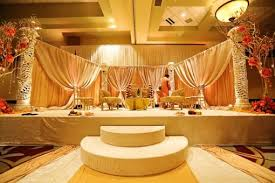 hindu decorations for home indianapolis hindu wedding by strickland photography 1