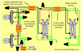 exciting 3 way switch wiring diagram plus wiring diagram light