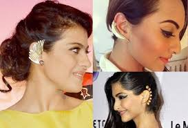 how do you wear ear cuffs the it fashion accessory ear cuffs