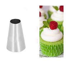 aliexpress com buy 1a round tips stainless steel buttercream