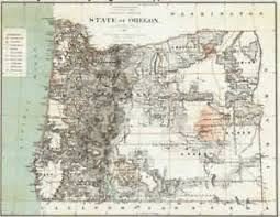 1879 oregon map or warrenton mist timber elsie beaver deschutes