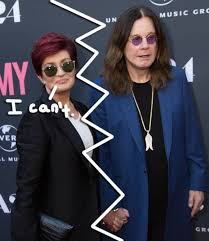 sharon osbournes haircolor sharon osbourne was a no show at the talk after news of her split