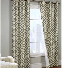 Heavy Insulated Curtains Trellis Grommet Top Curtains Curtains Plow U0026 Hearth