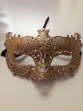 gold masquerade masks gold masquerade masks ebay