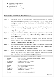 commissioning engineer asish cv electrical engineer testing and commissioning and maintenan