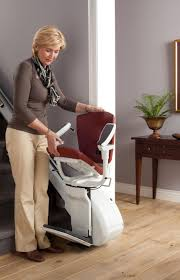 homeglide extra luxury stairlift for straight stairs