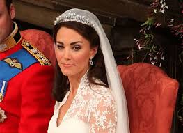 kate middleton wedding tiara kate middleton wedding hair popsugar beauty photo 5