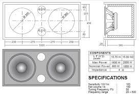 guitar speaker cabinet design fane speaker cabinet plans homeminimalist co