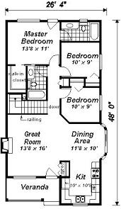 Narrow Townhouse Floor Plans Best 25 Narrow House Plans Ideas On Pinterest Small Open Floor