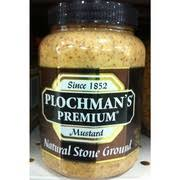 plochman s mustard plochman s mustard calories nutrition analysis more fooducate