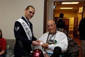 audie l murphy memorial va hospital jbsa leaders ambassadors express gratitude to veterans
