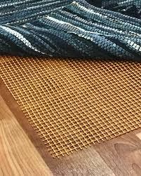 Non Slip Rug Pads For Laminate Floors Contemporary Eco Non Slip Rug Pad Rug Pads Natural Area Rugs