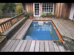 endless lap pool endless pools installation options youtube