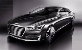 hyundai genesis hyundai u0027s genesis brand will offer a competitor to bmw 3 series