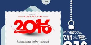 free new year invitation card u0026 online invitations