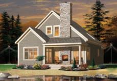 Cape Cod Home Designs At Houseplansnet - Cape cod home designs
