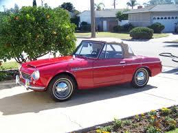 nissan fairlady 1969 datsun fairlady sr311 roadster z 1966 1967 1968 240 restored mg