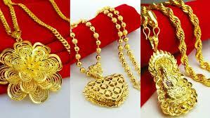 necklace pendant designs gold images Stylish unique gold pendant designs online wide info jpg