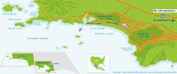 zihuatanejo map ixtapa map